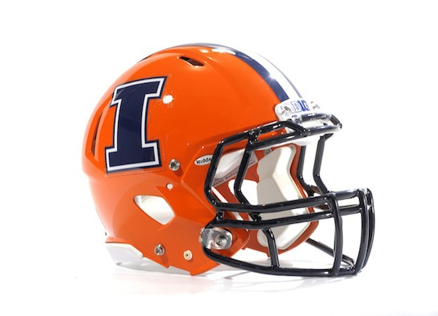 illinois helmet