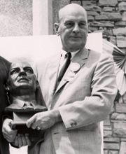 paul brown with bust