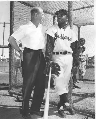 bill veeck larry doby